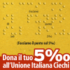 Unione Italiana dei ciechi e degli ipovedenti ETS APS sezione territoriale Pisa